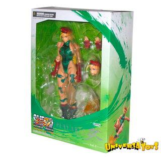 Street Fighter IV: Cammy Play Arts Kai