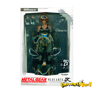 Metal Gear Solid: Meryl Silverburgh Play Arts Kai
