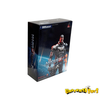 Mass Effect 3: Comandante Shepard Play Arts Kai