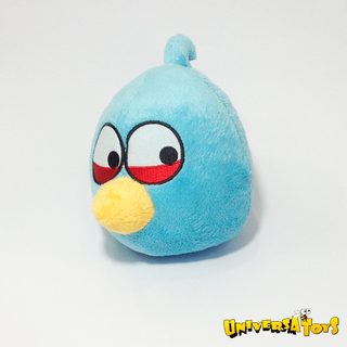 Angry Birds: Azul Peluche Mediano