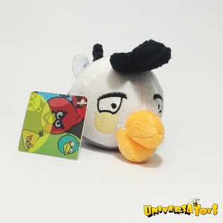 Angry Birds: Blanco Peluche Pequeño