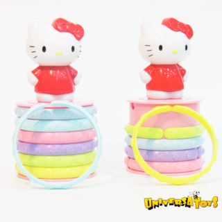 Hello Kitty: Set manillas x2