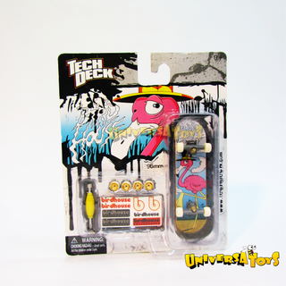 Tech Deck: Longboard  Black Birdhouse