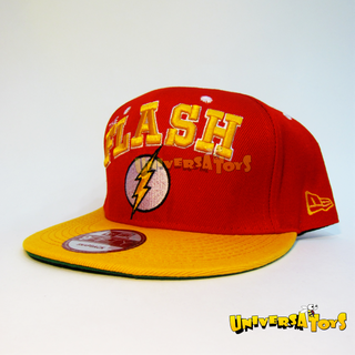 Gorra: Superhéroe Flash Roja
