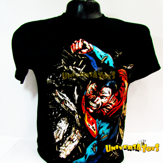 Dc: Camiseta Original Superman Personaje