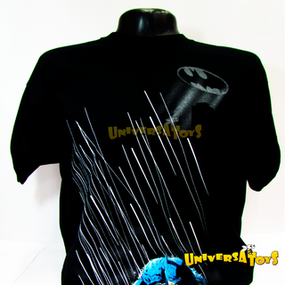 Dc: Camiseta Original Batman Personaje