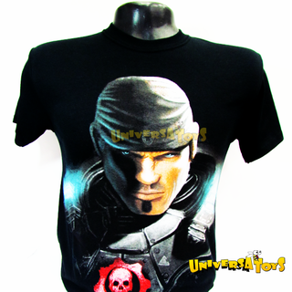 Gears of War: Camiseta Original Marcus Finix