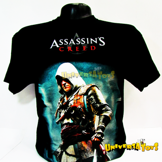 Assassin´s Creed: Camiseta Original Personaje