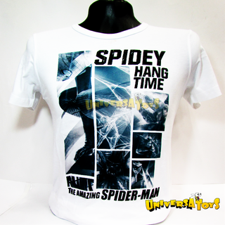 Marvel: Camiseta Original The Amazing Spiderman