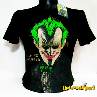 DC: Camiseta Original Joker Comics