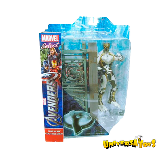 Chitauri Footsoloier: Marvel Select