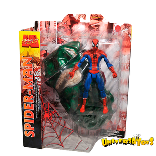 Spider Man: Marvel Select