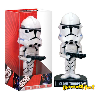Star Wars: Clone Trooper Bobble-Head Funko