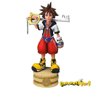 Disney's Kingdom Hearts: Sora Headknocker Neca