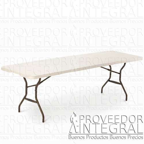 Mesa Plegable Lifetime Eventos Banquetes 183 X 76 Cm