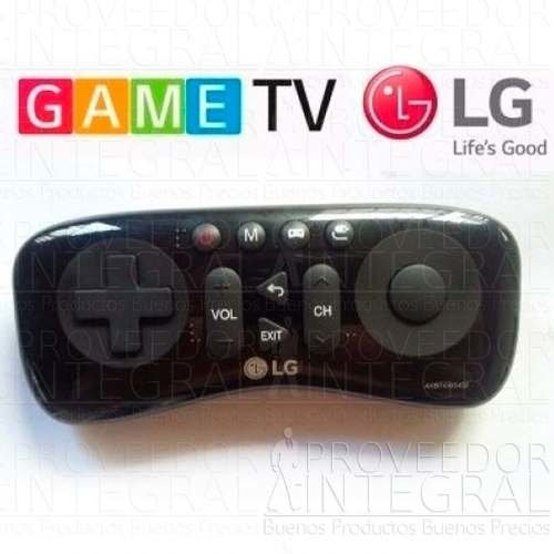 Control Remoto Game Tv Para Juegos De Smart Tv Lg Original