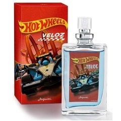Hot Wheels Veloz Colonia Desod. Masculina 25ml [Jequiti]