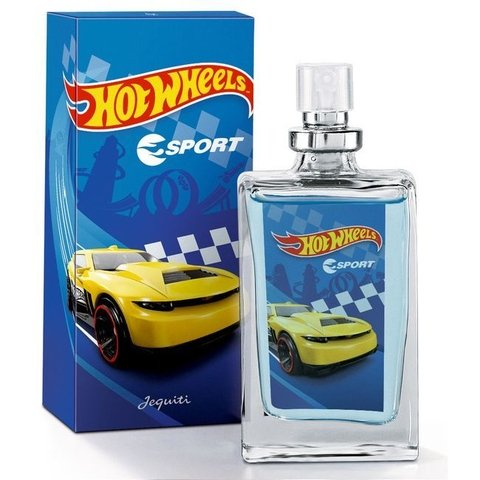 Hot Wheels Sport Colonia Desod. Masculina 25ml [Jequiti]