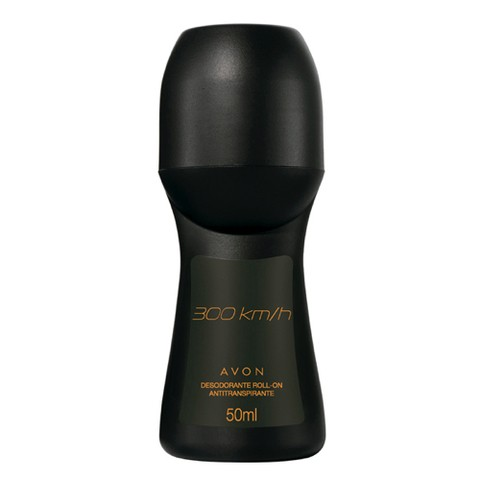 300 Km/h Antitranspirante Roll-On Masculino 50ml [Avon] - comprar online