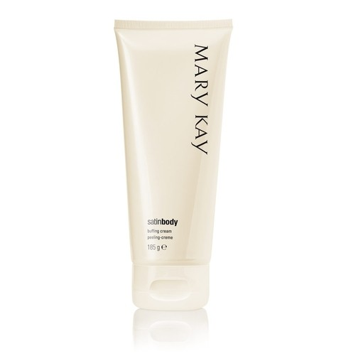 Creme Esfoliante [Satin Body - Mary Kay]