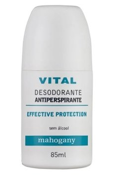 Desodorante Roll-On Effect Protection 85ml [Vital - Mahogany] - comprar online