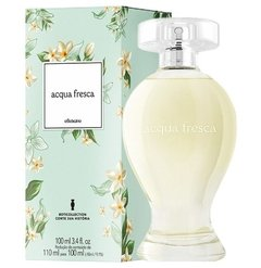 Acqua Fresca Colônia Desod. Feminina 100ml [Boticollection - O Boticário]