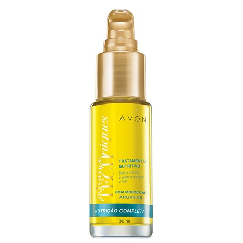 Tratamento Nutritivo Óleo de Argan 30ml [Advance Techniques - Avon]