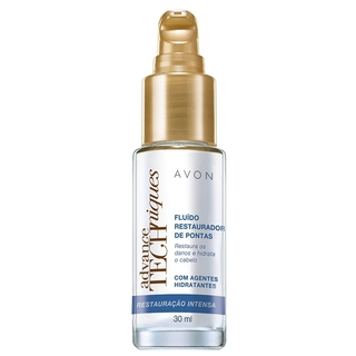 Restauração Intensa Fluido Reparador de Pontas 30ml [Advance Techniques - Avon]