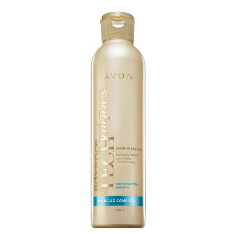 Shampoo Nutrição Completa 200ml [Advance Techniques - Avon]