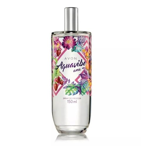 Aquavibe Ama Spray de Frescor Feminino 150ml [Avon]