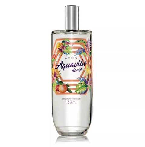 Aquavibe Dança Spray de Frescor Feminino 150ml [Avon]