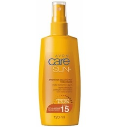 Protetor Solar Spray Protect & Glow FPS 15 125ml [Sun - Avon]