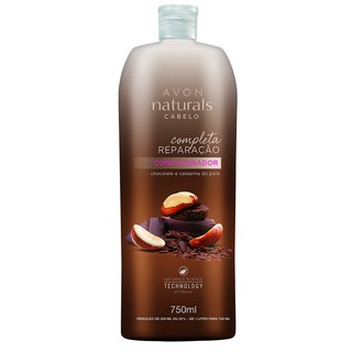 Condicionador Chocolate e Castanha do Pará 750ml [Naturals - Avon]