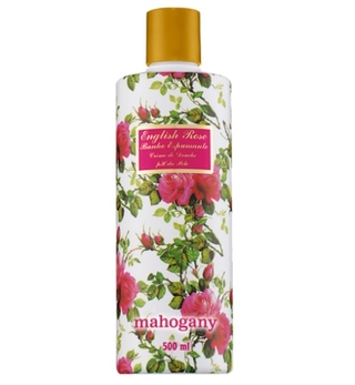 Banho Espumante English Rose 500ml [Mahogany]