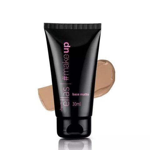 Base Matte 30ml [Ellas - Jequiti]