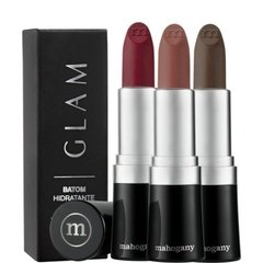 Batom Hidratante Make Up [Mahogany]