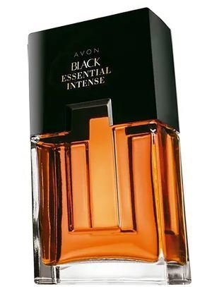 Black Essential Intense Perfum Masc. 100 ml [Avon]