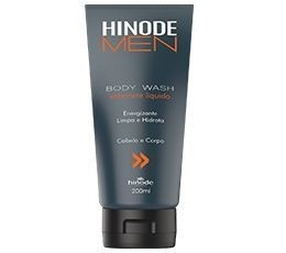 Body Wash Sabonete Líquido 200ml [Men - Hinode]