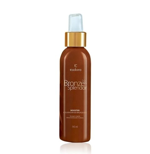 Booster Acelerador do Bronzeado Bronzer Splendor 145ml [Eudora]