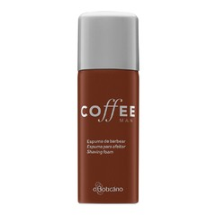 Coffee Man Espuma de Barbear 200ml [O Boticário]