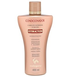 Condicionador Hydraction 400ml [Mahogany]