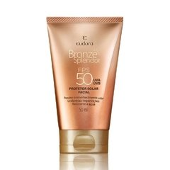 Protetor Solar Facial com Cor FPS50 Bronze Splendor 50ml