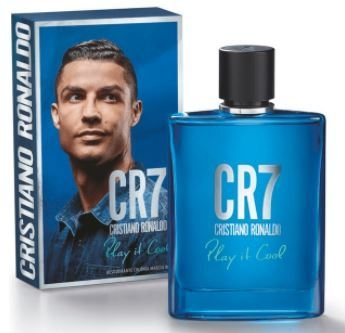 CR7 Cristiano Ronaldo Play It Cool Colônia Masculina 100ml [Jequiti]