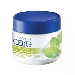 Creme Facial Matificante com Vitamina E 100g [Care - Avon]