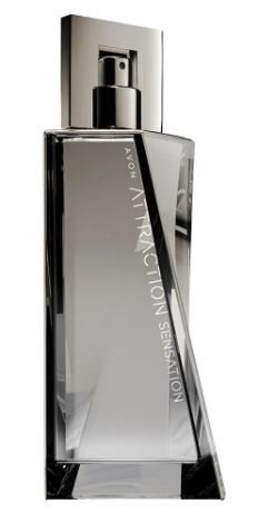 Attraction Sensation Deo Parfum Masculino 50ml [Avon]