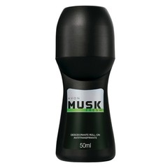 Musk Fresh Antitranspirante Roll-On Masculino 50ml [Avon]