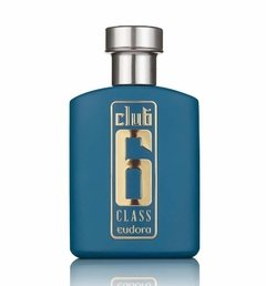 Club 6 Class Desod. Colônia Masculino 95ml na internet