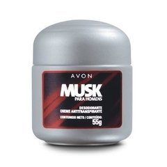 Desodorante Creme Musk For Men 55g [Avon]