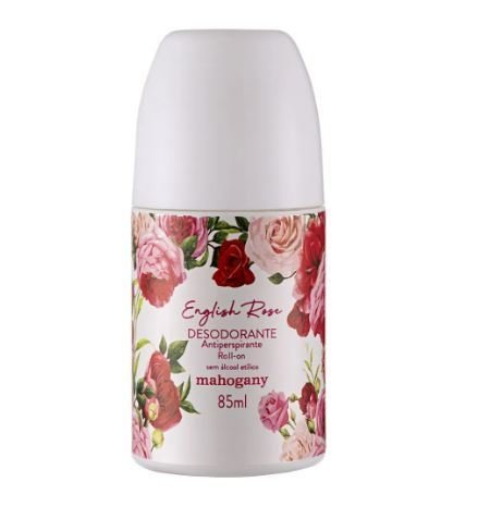 Desodorante Roll-On English Rose 85ml [Mahogany]