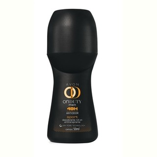 Men Sport Desodorante Roll-On Masculino 50ml [On Duty - Avon]